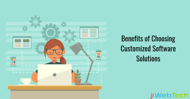 Why To Choose Online Customized Software Solution?