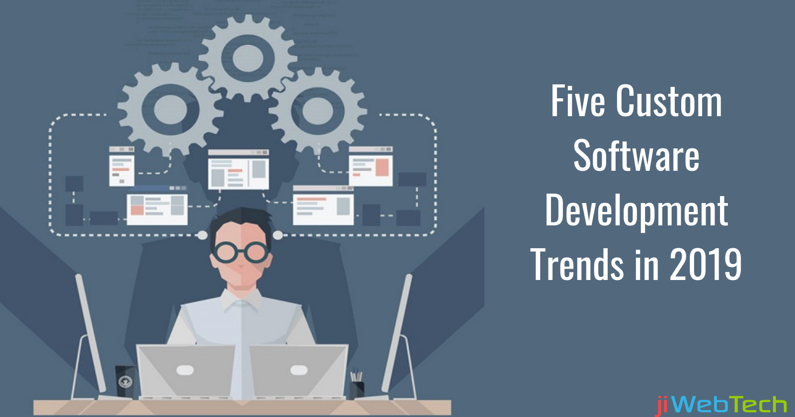 Custom Software Development Trends For Companies in 2019