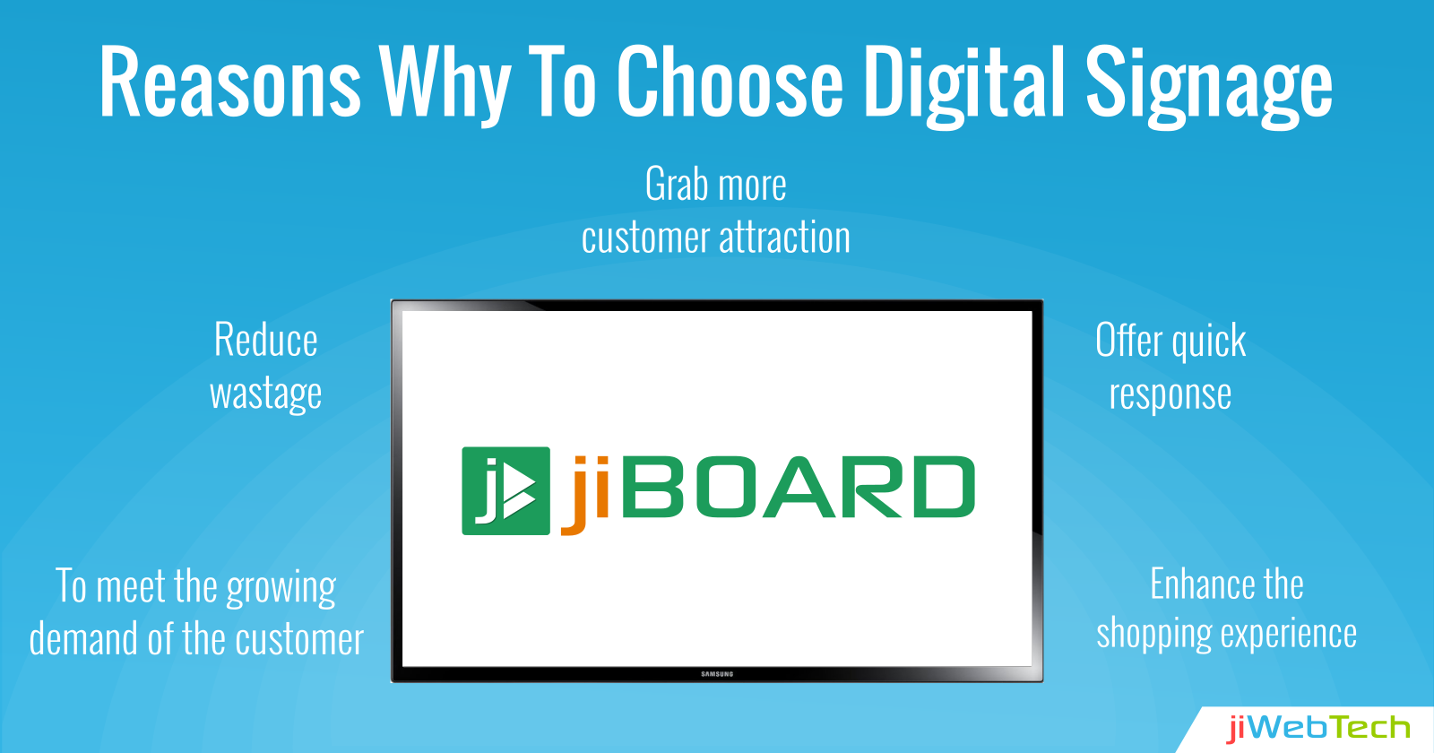 Top Reasons To Upgrade Your Digital Signage Solution