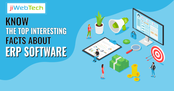Know The Top Interesting Facts About ERP Software