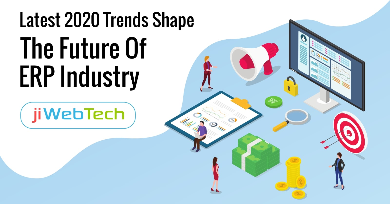 Latest 2020 Trends Shape The Future Of ERP Industry