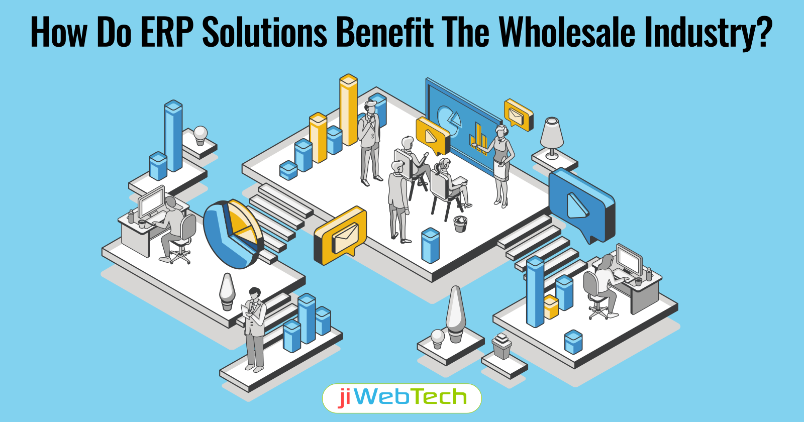 How Do ERP Solutions Benefit The Wholesale Industry?
