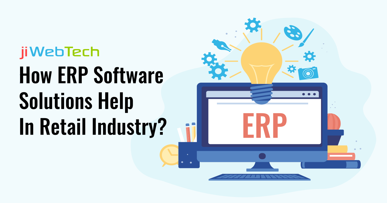 How ERP Software Solutions Help In Retail Industry?