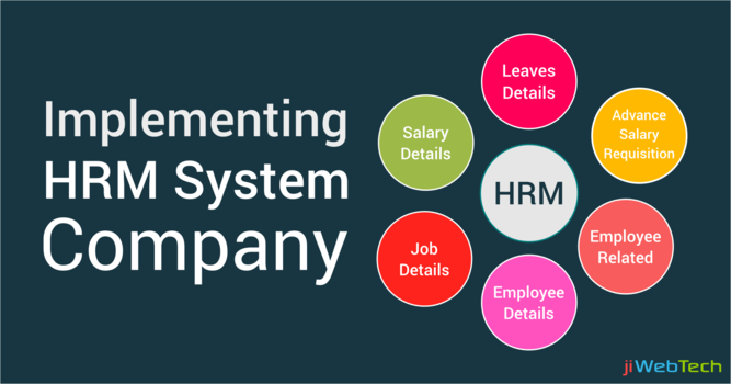 Implementing HRM System in Your Company