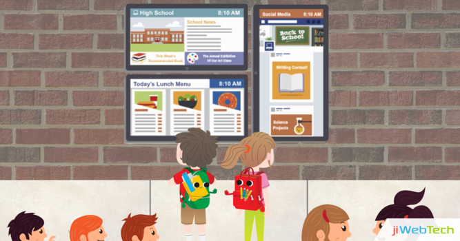 Deploying a Digital Signage: A Worthy Idea for your School