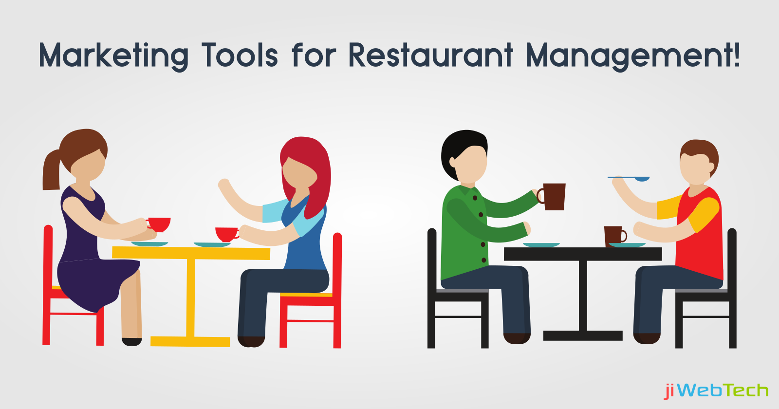 Top Marketing Tools for your Restaurant!