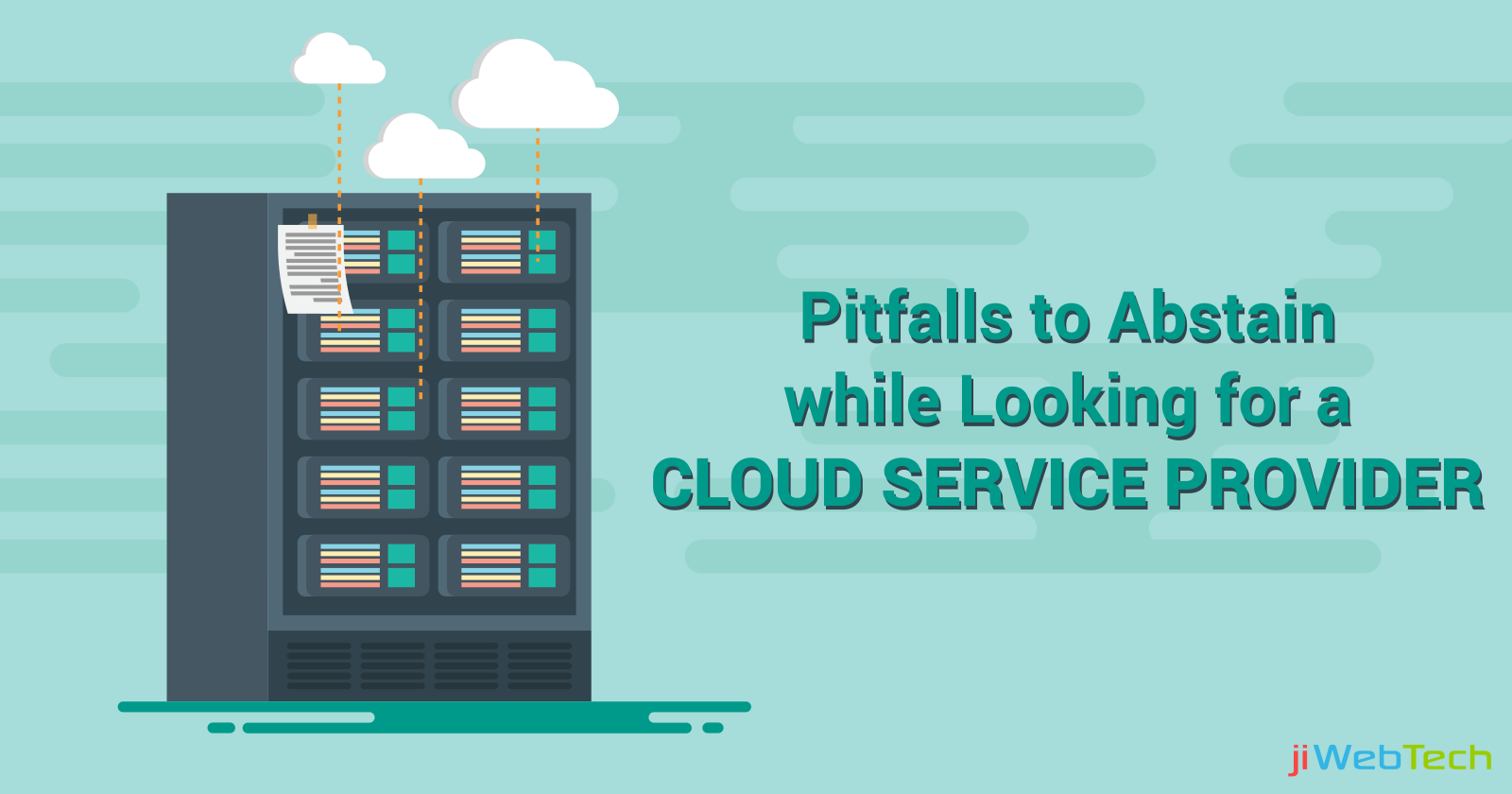 Pitfalls to Abstain while Looking for a Cloud Service Provider