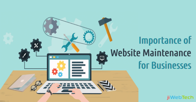 Why Website Maintenance is Important For Your Business?