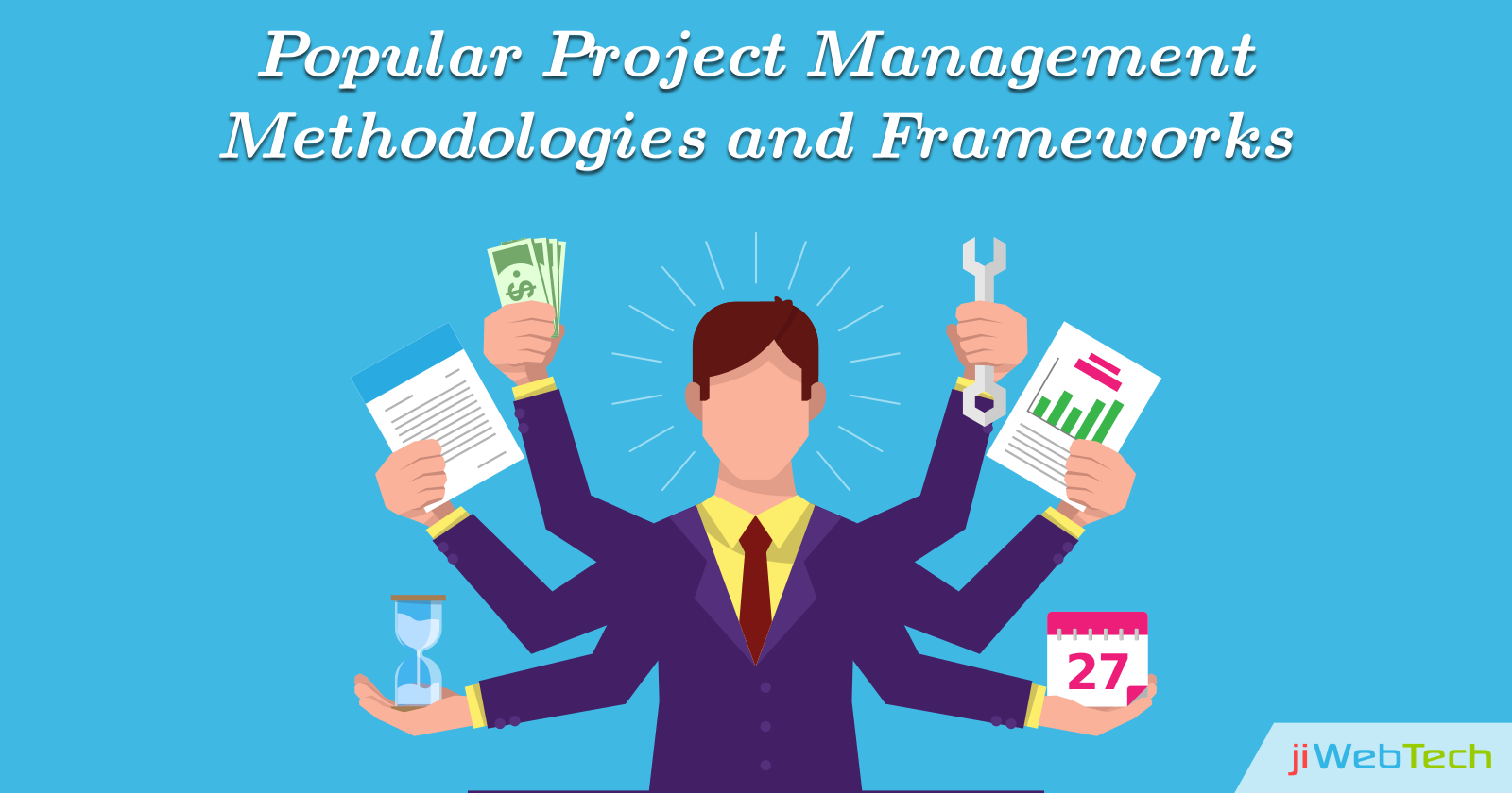 Popular Project Management Methodologies and Frameworks