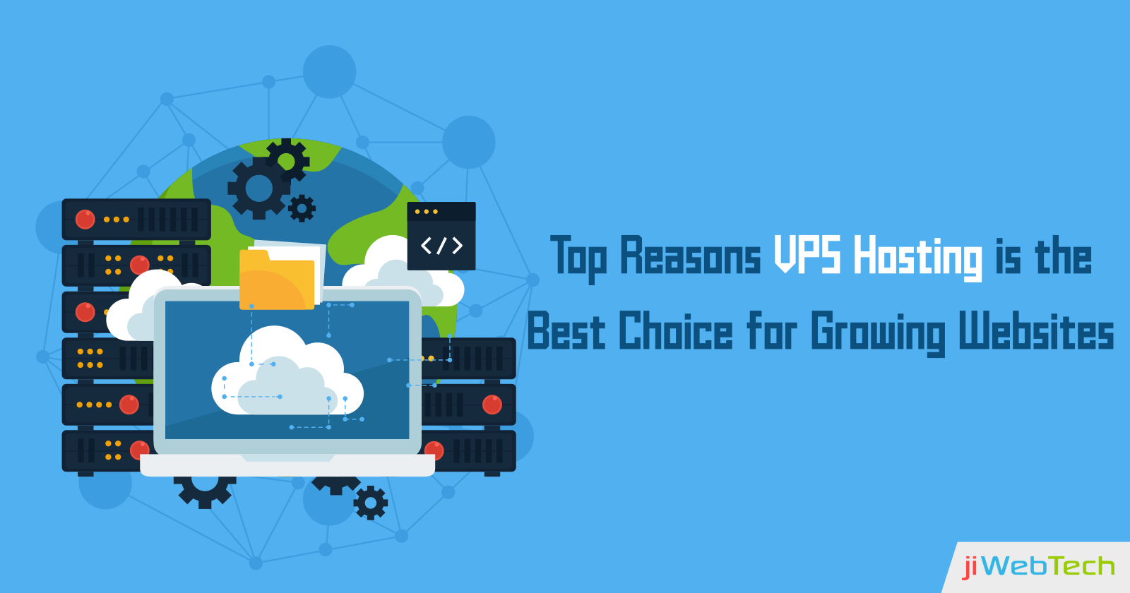 Top Reasons VPS Hosting is the Best Choice for Growing Websites