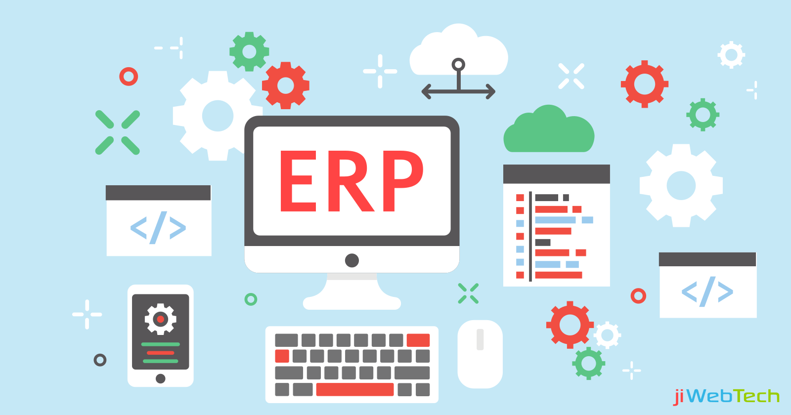 Why Your Organization Requires ERP Solutions?