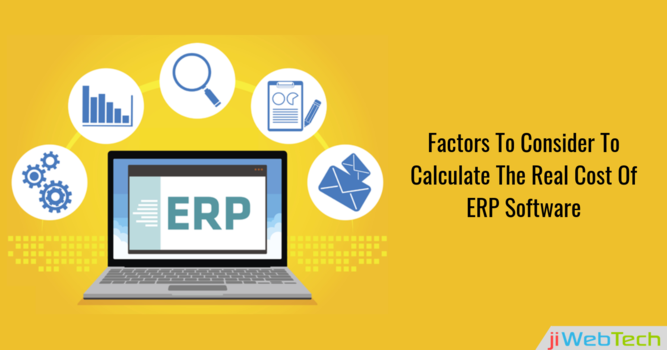 How To Calculate The Real Cost Of ERP